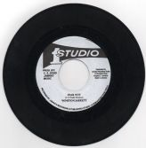 Winston Jarrett - Fear Not / Sound Dimension - Dread Not (Studio One) JA 7""
